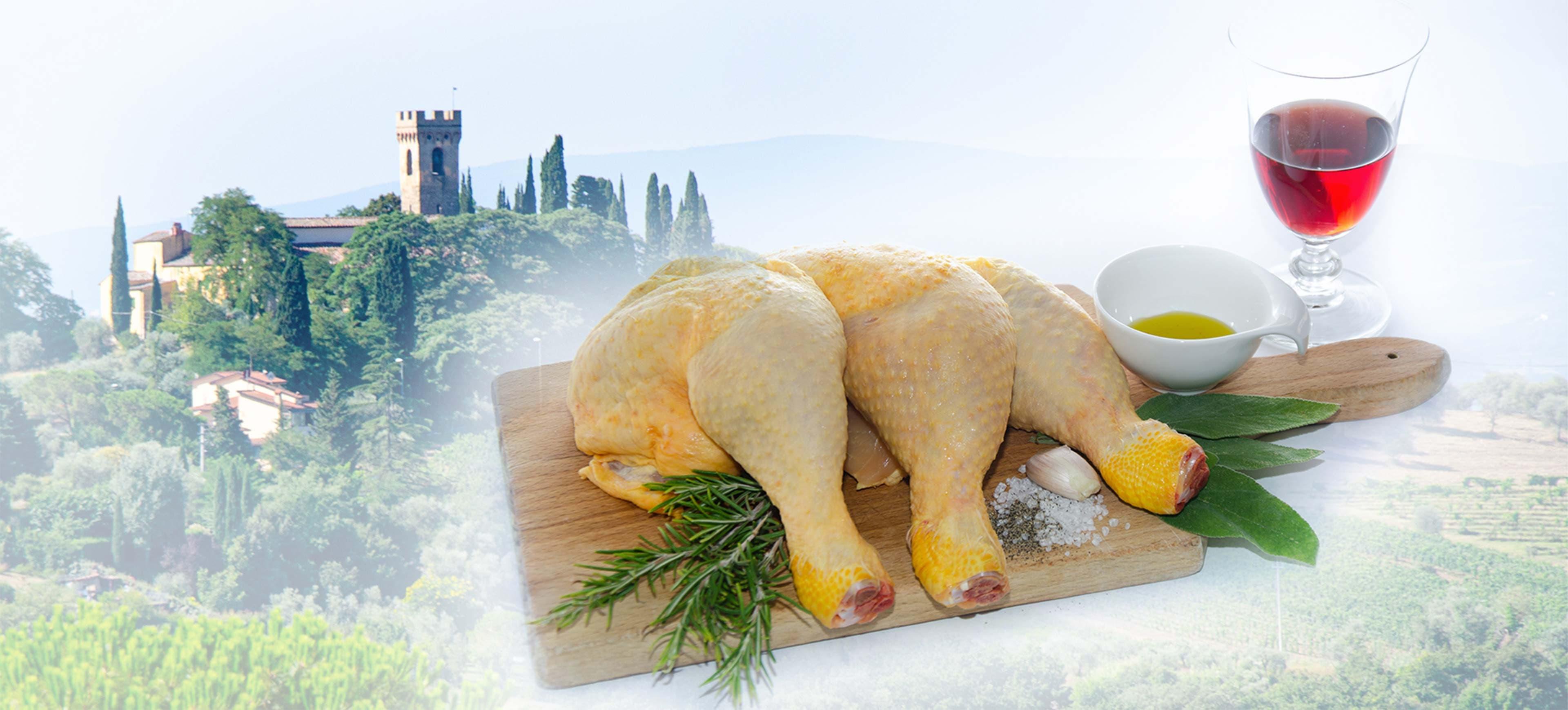 Prodotti carni bianche in Toscana Cinelli srl